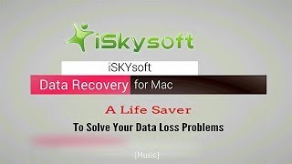 iSkysoft Data Recovery  - Recover Lost Data Quickly,  Safely and Completely