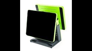 Pos system – 15-inch touchscreen all-in-one pc terminal