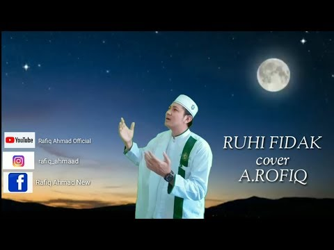 ROUHI FIDAK Cover By A.ROFIQ
