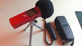 zoom h1 red special edition эксклюзивная красная версия любимого всеми блогерами рекордера