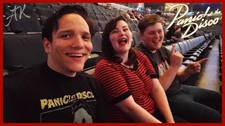 Death of a Bachelor Tour! Panic! At The Disco Concert!