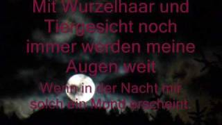 In Extremo - Vollmond - Lyrics