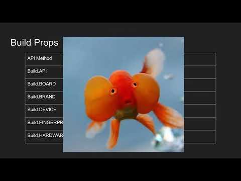 Breaking Mobile App Protection Mechanisms - Ben Actis, Bugcrowd's LevelUp 2017