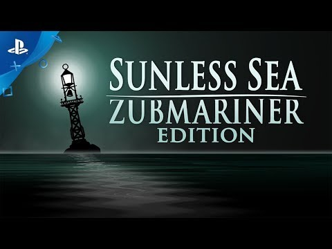 Sunless Sea: Zubmariner Edition - Announce Trailer | PS4
