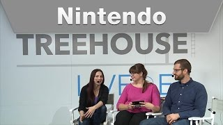 Nintendo Treehouse Live @ E3 2015 Day 1 Animal Crossing: Happy Home Designer