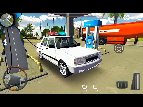 Car Parking Game 3D #5 - Sahin Police Car And A Huge House - Android Gameplay