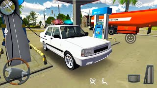 Car Parking Game 3D #5 - Sahin Police Car And A Huge House - Android Gameplay screenshot 3