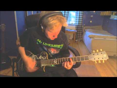 Killswitch Engage - Temple From Within ,Guitar cover (HD)