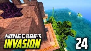 Minecraft INVASION #24 - THEMA! :D - Invasion Mod [Community Projekt]