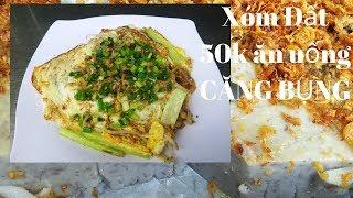 Khu ẩm thực đường Xóm Đất, quận 11: 50k ăn uống ngon và căng bụng (Chợ Cây Gòn)