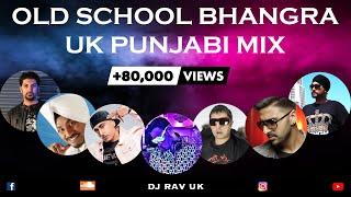 UK BHANGRA MIX / UK PUNJABI SONGS MIX - PANJABI MC / DR ZEUS / RDB / PBN / DJ SANJ / HST