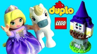 Lego Duplo Disney Princess Rapunzel´s Tower 10878