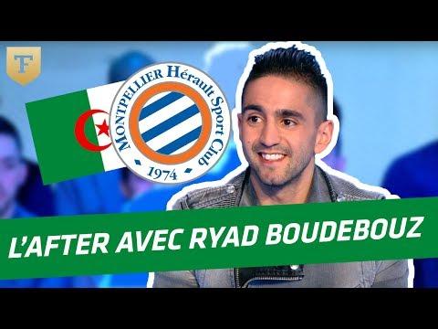 Téléfoot - L'After du 6 mars 2016 avec Ryad Boudebouz