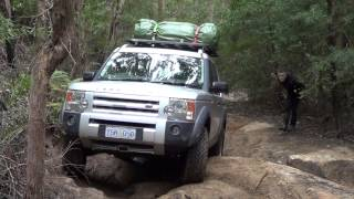 Monkey Gum Fire Trail - Patrol, Discovery 3, Discovery 2 off road