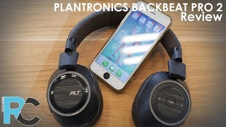 Damn, these are cool - Plantronics Backbeat Pro 2 Review