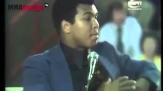 Великая речь Мухаммада Али