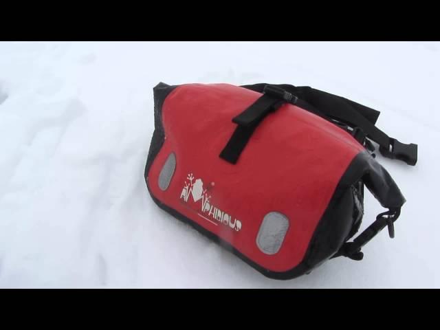 AMPHIBIOUS Dry Equipment: marsupio KOALA MICRON