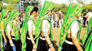 Indian Wedding Timli Dance || Beautiful Girls || Mhuchup Timli Dance Video || Adivasi Timli Dance