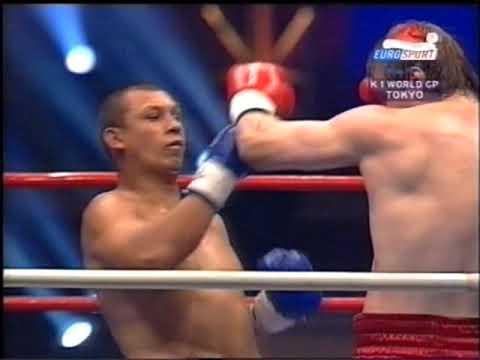 Alexey Ignashov 'Red Scorpion' (BLR) vs Cyril Abidi (FRA)