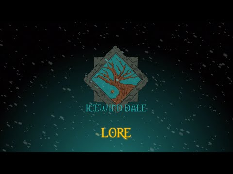 LORE - Icewind Dale Lore in a Minute!
