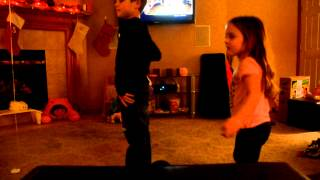 Two Year Old Dance Party!