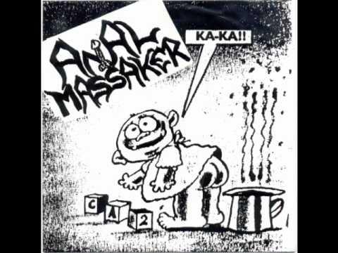 ANAL MASSAKER  ''ka-ka!!''  7''ep 1991 germany