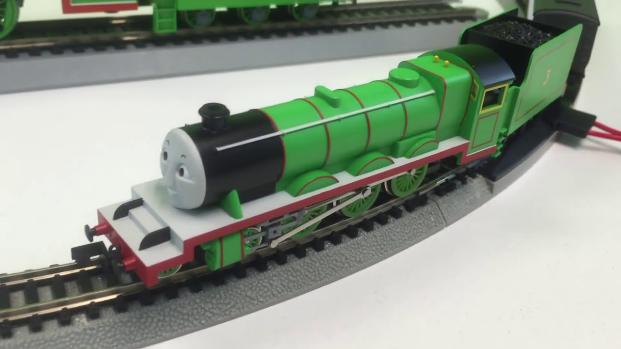 Henry the Green Engine N SCALE