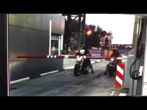 Секс игра на мотоцикле
