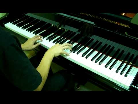 john-thompson-piano-grade-2-no.13-a-frolic-in-velocity-(p.19)-快速的游戏