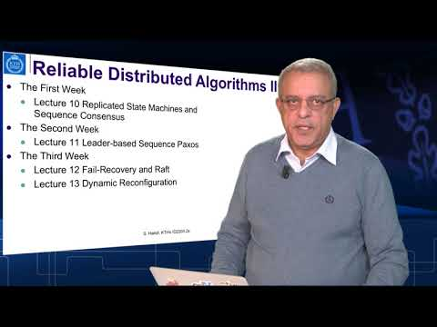Reliable Distributed Algorithms Part 2  Introduction