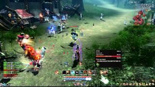Blade & Soul Online World Faction PvP Grab of Death