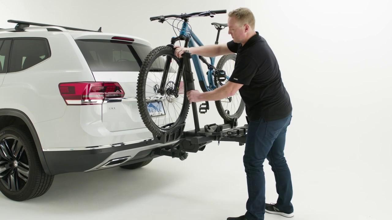 Thule - T2 Pro XT Bike Rack Installation - How To - YouTube