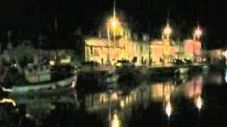 Isigny sur mer by night.wmv