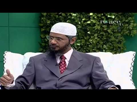 What is age of maturity or adulthood in Islam? - Dr Zakir Naik 2012
