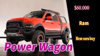 2019 ram power wagon diesel | 2019 ram power wagon off road | 2019 ram power wagon hellcat