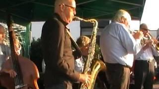 Radio Town Jazz Band+Rinus groeneveld 2-10-2011 Vlieveld Hilversum