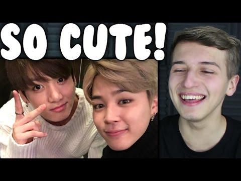 Jikook / Kookmin Moments Reaction (Jimin And Jungkook) | BTS