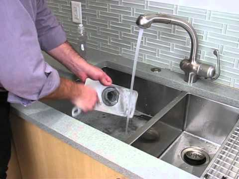 If your bosch dishwasher won 39 t drain youtube - Bosch dishwasher pump not draining ...