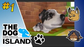 "BrantFurred Play - The Dog Island - Part 1 ""So Many DOGS!"""