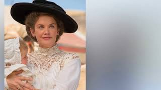 Ruth Wilson will portray her grandmother in Mrs  Wilson