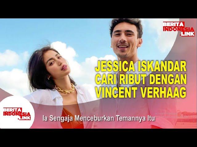 Jessica Iskandar Kerjai Vincent dan El Barack