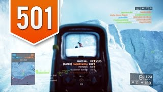 battlefield 4 ps4 road to max rank live multiplayer gameplay 501 almost an ugly fail