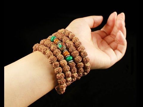 Latest Jewellery Design Collection Rudraksha Bracelet collection By menjewell.com