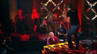 Jerry Lee Lewis & Kid Rock & Ron Wood -Little Queenie (2006)