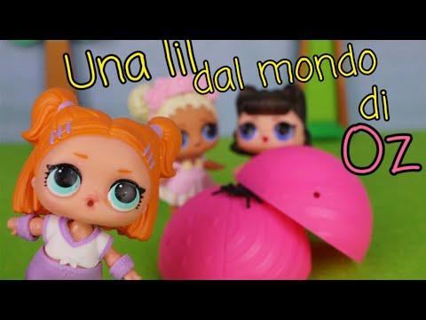 Le Storie delle Lol Surprise:👠💕 Una piccola Lil dal Mondo di Oz: chi sarà? 👠💕