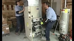 Why Replace a 15 Year Old Furnace + Ductless Split System by Carrier