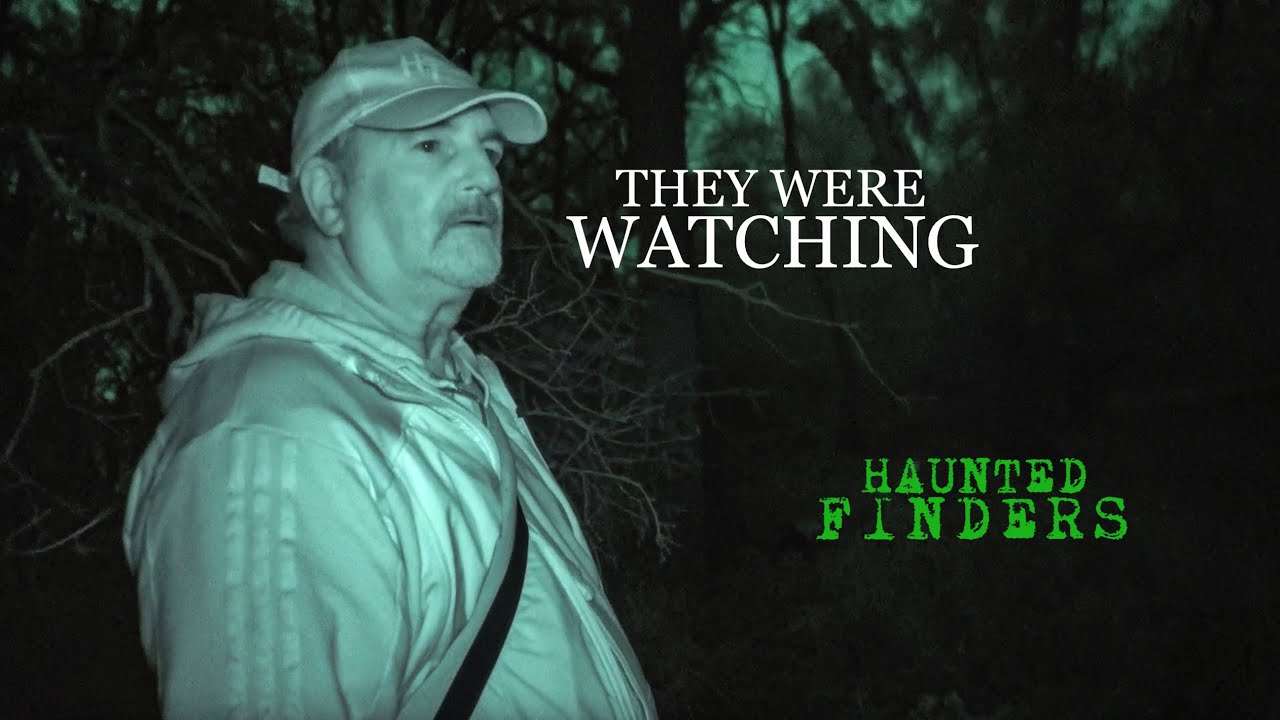 Haunted Finders.. Inside The World's MOST HAUNTED Forest