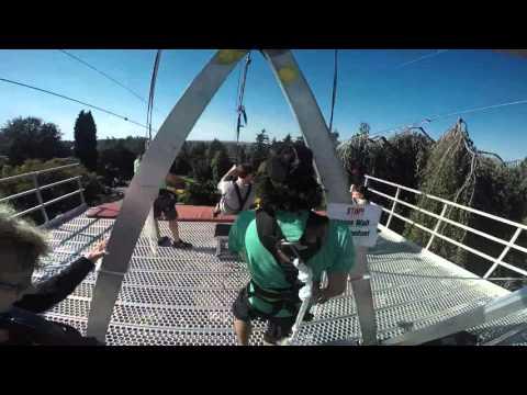 Zip Line Ride - Vancouver, BC.