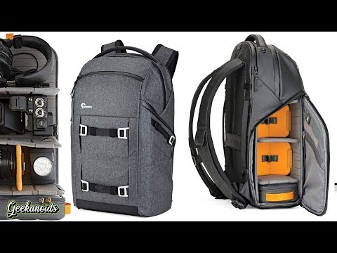 Lowepro Freeline BP 350 AW Camera Backpack Review