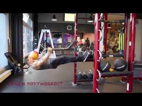 Dips calisthenic exercices by Jerem Bodyworkout (Switzerland/Suisse)